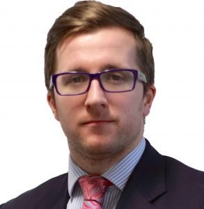 Photo of solicitor Kevin Donoghue, who will take over your actions against the police claim.