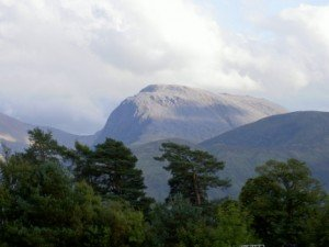 Photo of Ben Nevis. A team from Donoghue Solicitors will climb Ben Nevis for the 3 Peaks Challenge.