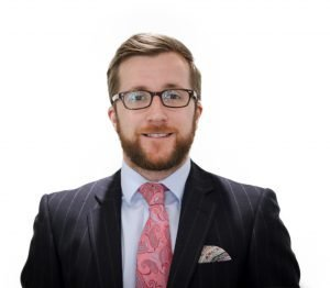Photo of Kevin Donoghue, Solicitor, who suggests changes to police policy and procedures after the recent counter-terrorism raid.