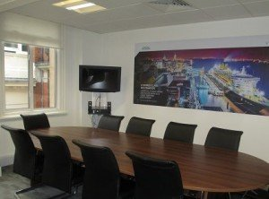 Meet Donoghue Solicitors- your London solicitors- in this room at Warnford Court, 29 Throgmorton Street, London.