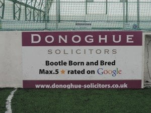 Sign by Donoghue Solicitors in Bootle at Activity For All.
